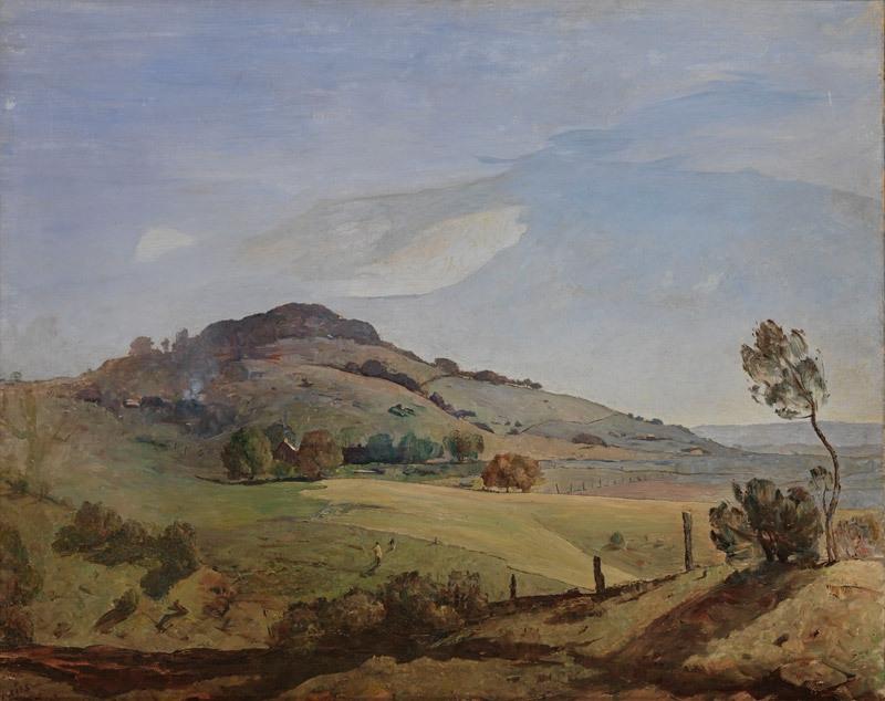 The fields of Burrawang 1939 image