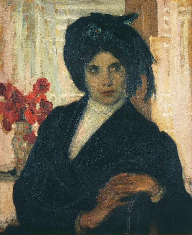 A suffragette 1911 image