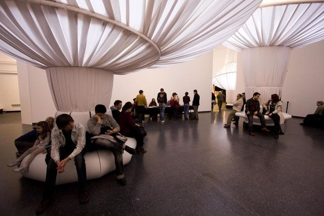 reOrder: An Architectural Environment by Situ Studio at the Brooklyn Museum image