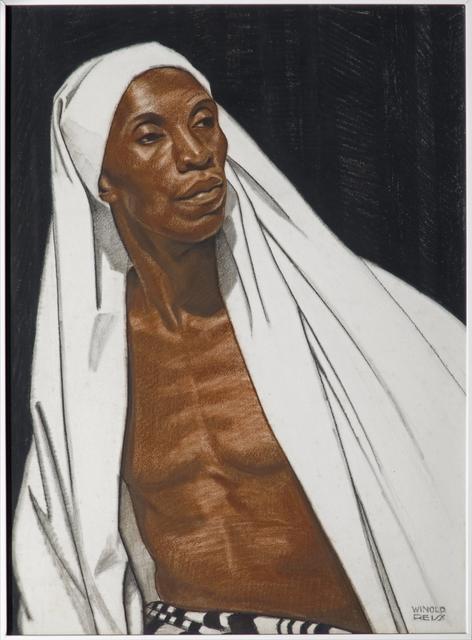 Black Prophet, 1925 image