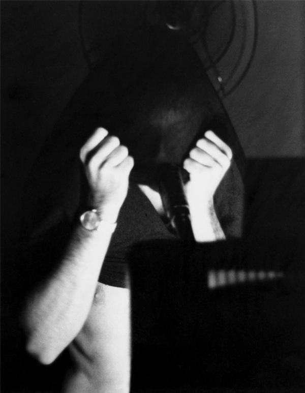 Peter Kennedy But the Fierce Blackman (detail) 1971 image
