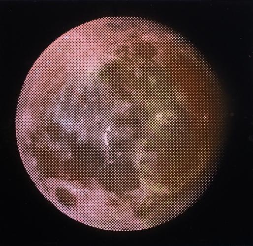 Moon (amber) 2009 image