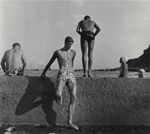 At Newport 1952, (printed c. 1975) image