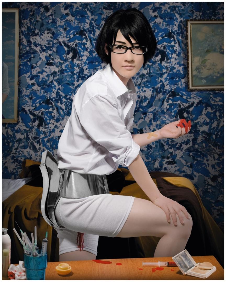 Menstruation Machine - Takashi's Take (2010) image