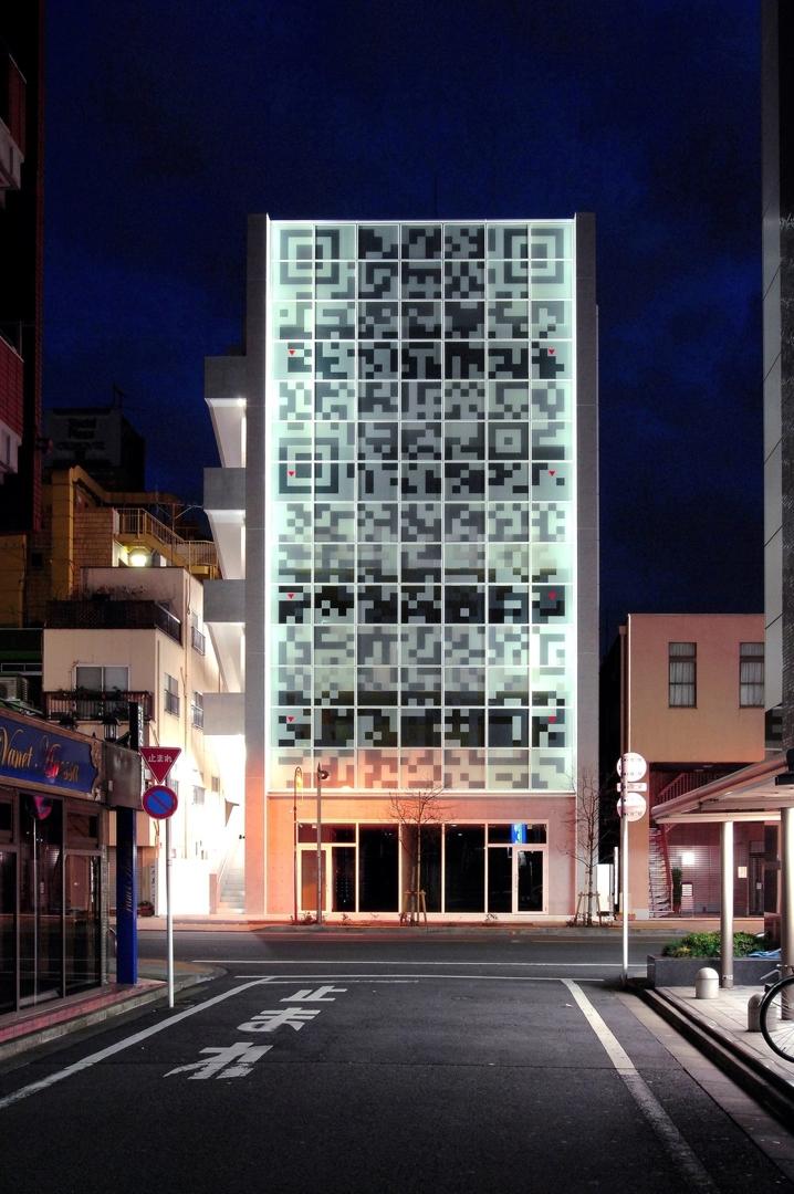 N Building, Tokyo, Japan, 2009 image