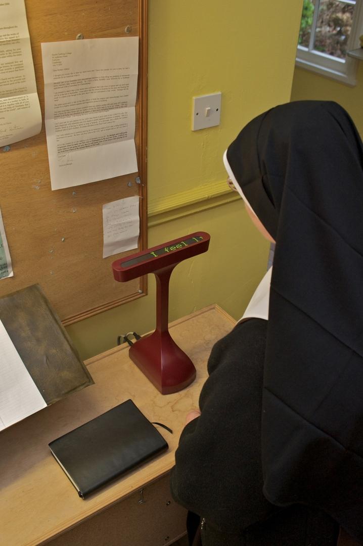 Prayer Companion (prototype, 2010) image