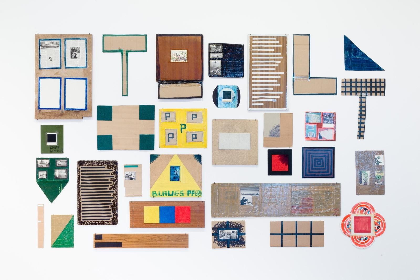 Wall Display. 1988-89.  image