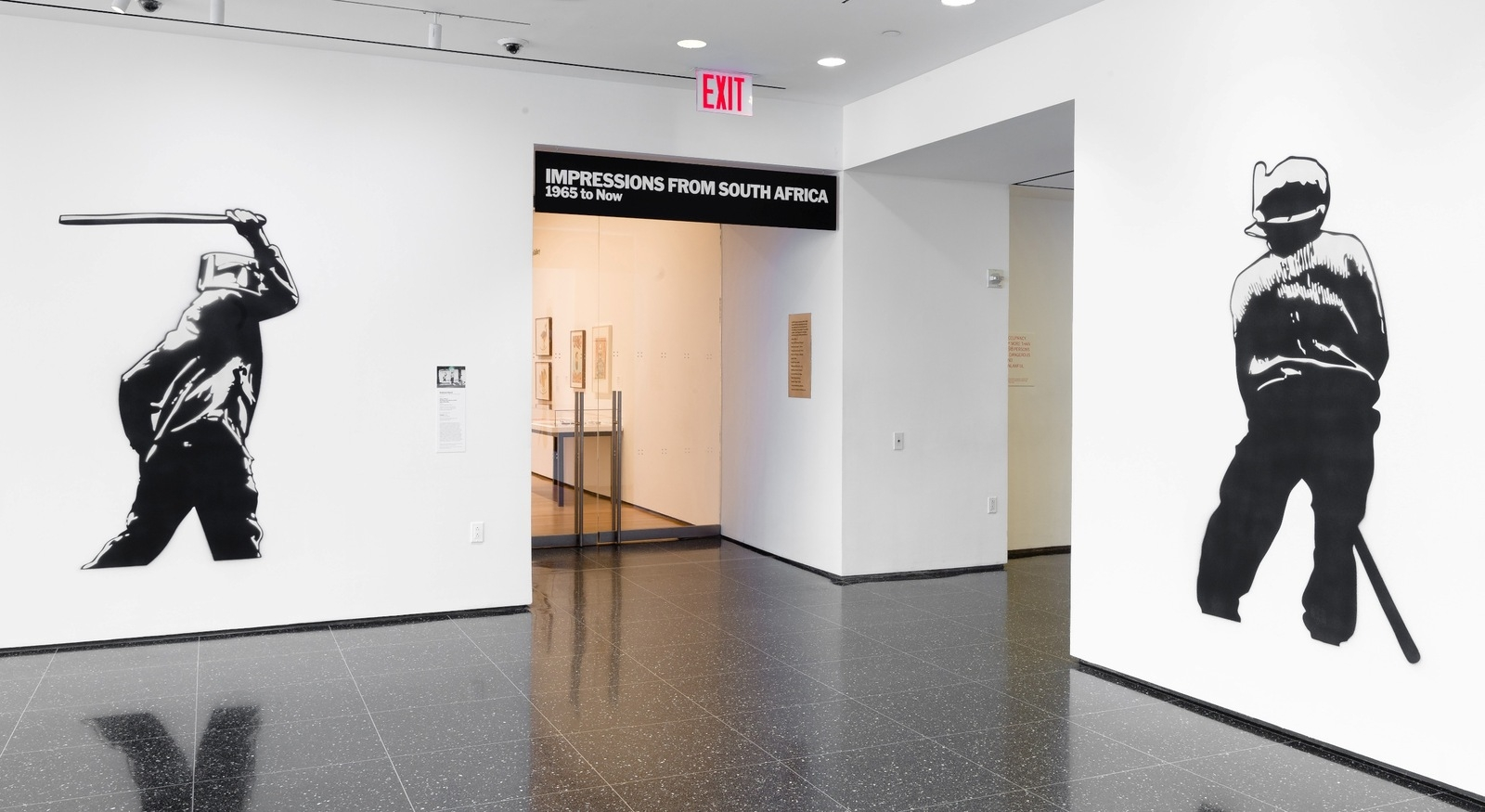 Installation view at MoMA. Untitled. 2008 image