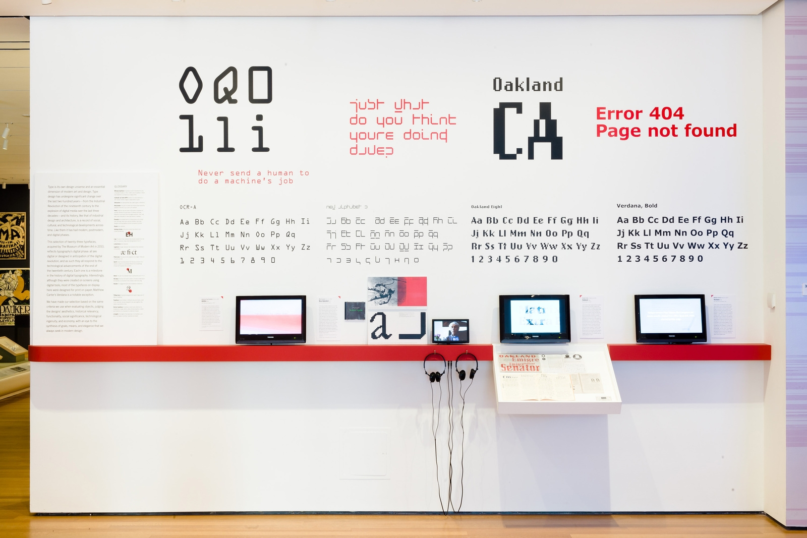 Installation view of Standard Deviations: Types and Families in Contemporary Design image