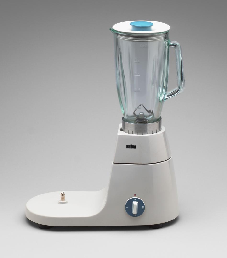 Multipurpose Kitchen Machine, blender configuration. 1957 image