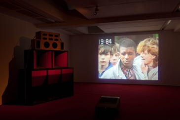 Installation view, Serpentine Gallery, London image