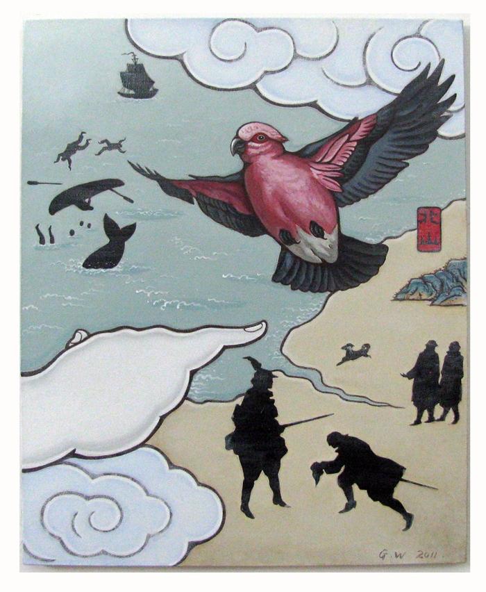 Bird Island No.2,  2011 image