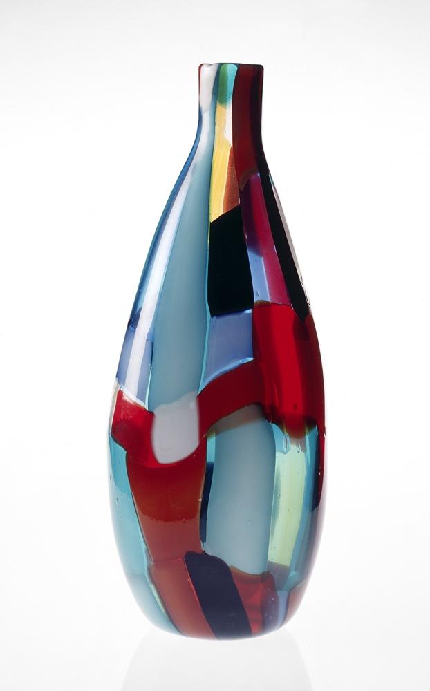 Patchwork (Pezzato) vase c.1950 image