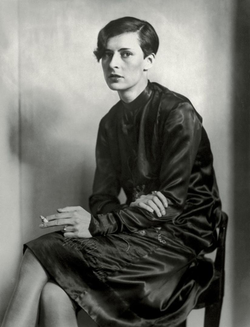 Secretary at West German radio in Cologne, 1931 image