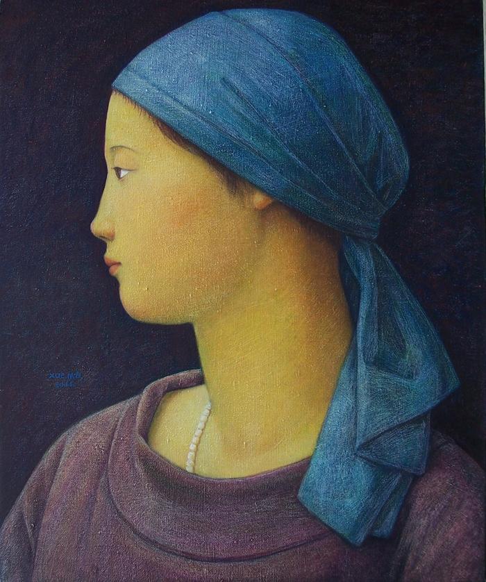 Mongolian Girl image