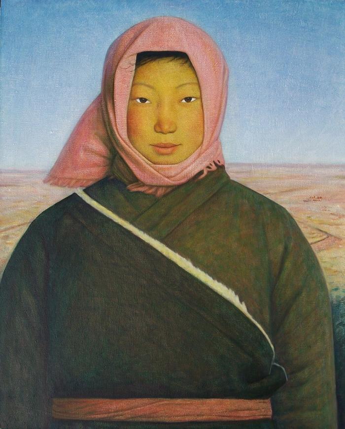Rose Headscarf image