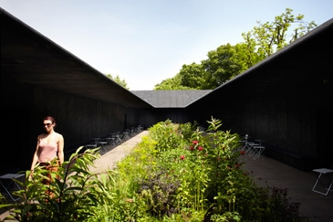 Serpentine Gallery Pavilion 2011 Designed by Peter Zumthor image