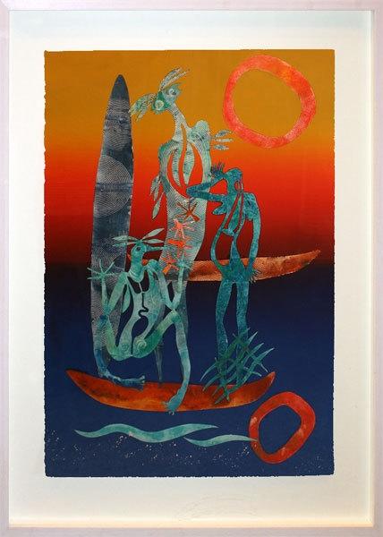 Arone Meeks Cross Currents Series 14 2009 image