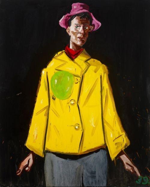 Yellow Raincoat  image