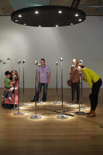 Microphones 2008 image