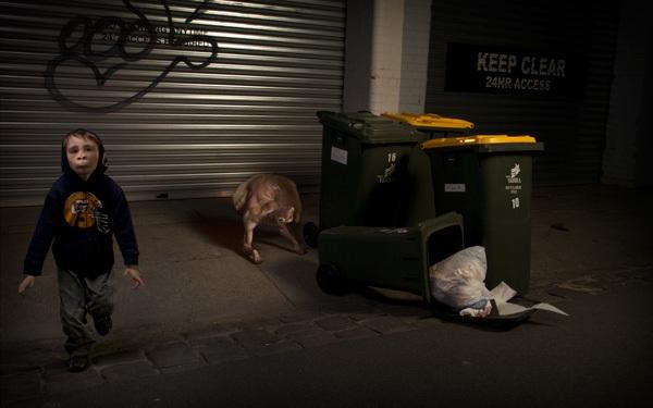 Street, 3.10am image