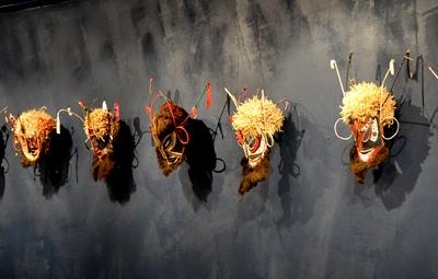Malangan La-Sisi masks image