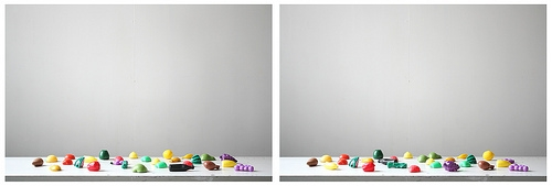 Unstill (fruits) diptych image