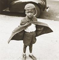 Butterfly Boy, New York image