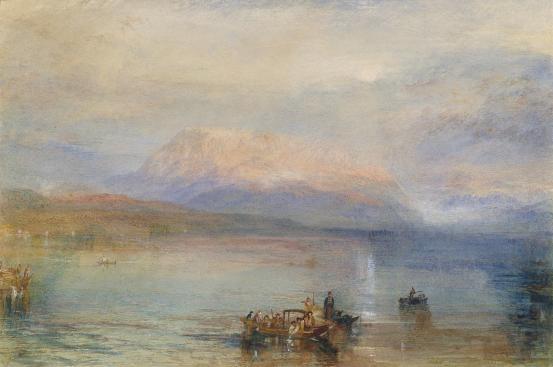 The Red Rigi 1842  image
