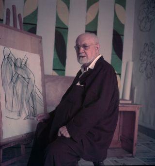 Matisse: Drawing Life image