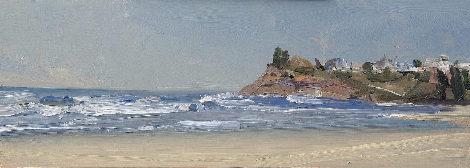 Sketch (Moffat Beach) 2009 no.3 image