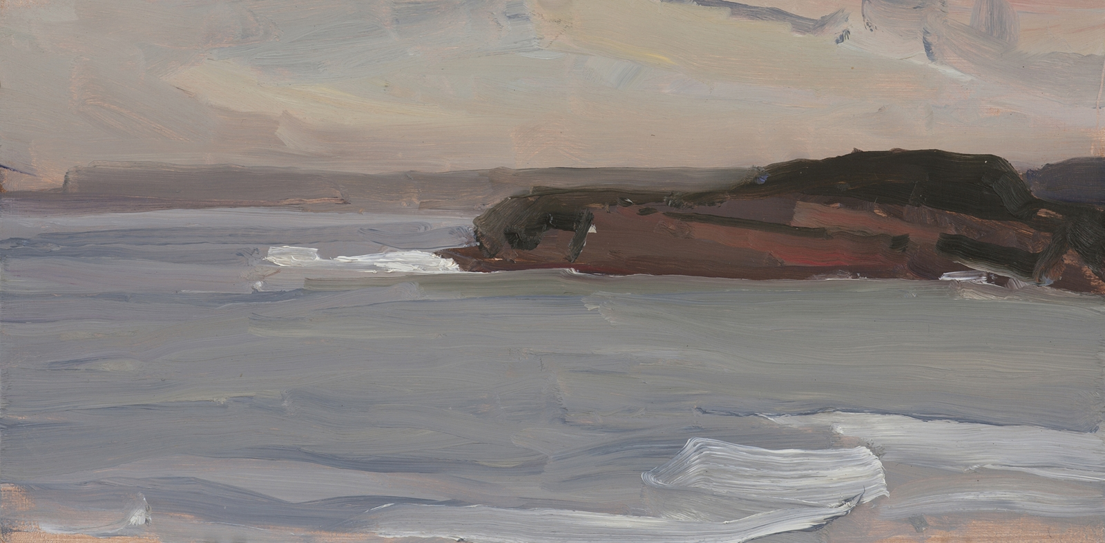 Sketch (Turimetta Head) 2011, no.2 image