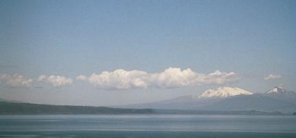 Die Wolken ueber dem Berg image