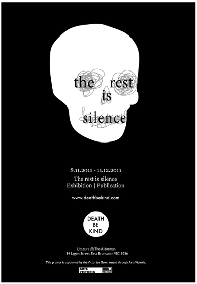 The rest is silence image