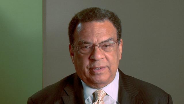 Question Bridge: Black Male (Ambassador Andrew Young, Atlanta) image