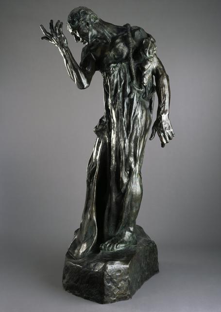 Pierre de Wissant, Monumental (Pierre de Wissant, monumental), 1887; cast 1979 image