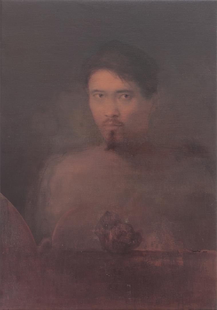 Self portrait no 1 image