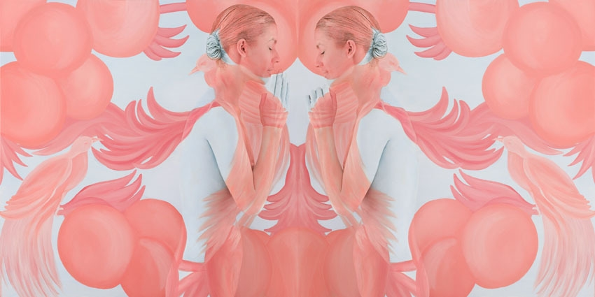 EMMA HACK Mirrored Whispers  image