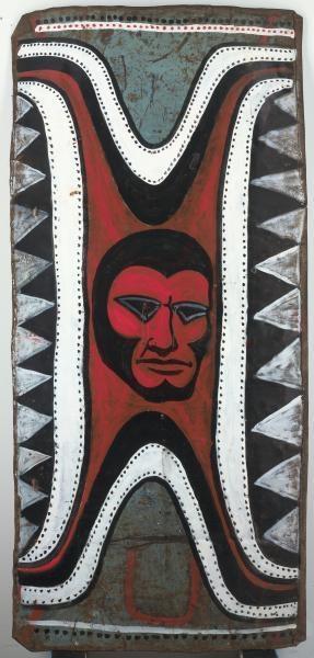 Tobi Wanik Wahgi people, Korkor village, Wahgi Valley, Papua New Guinea Fantom (c. 1998) image