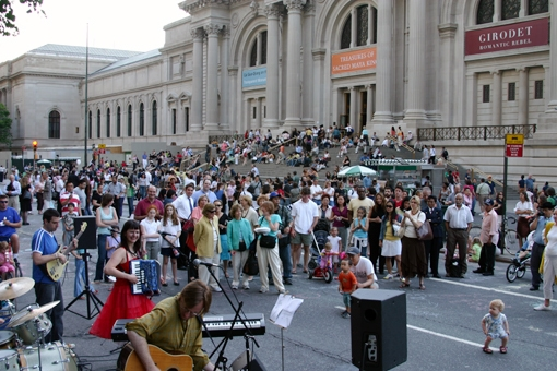 THE 34TH ANNUAL MUSEUM MILE FESTIVAL image