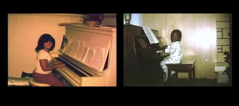 Sanford Biggers and Jennifer Zackin: a small world... Video Installation  image