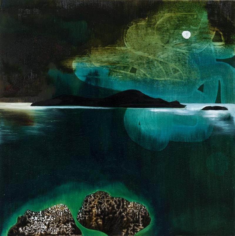 Night Island #1 (Moon) image