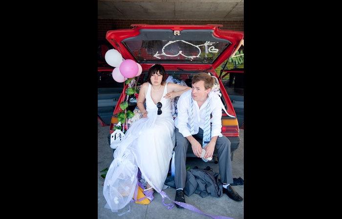 Shotgun Wedding image