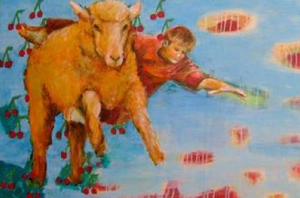 Cherry Bomb Sheep image