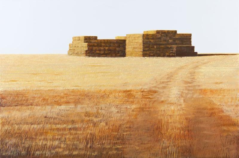 Haystacks image