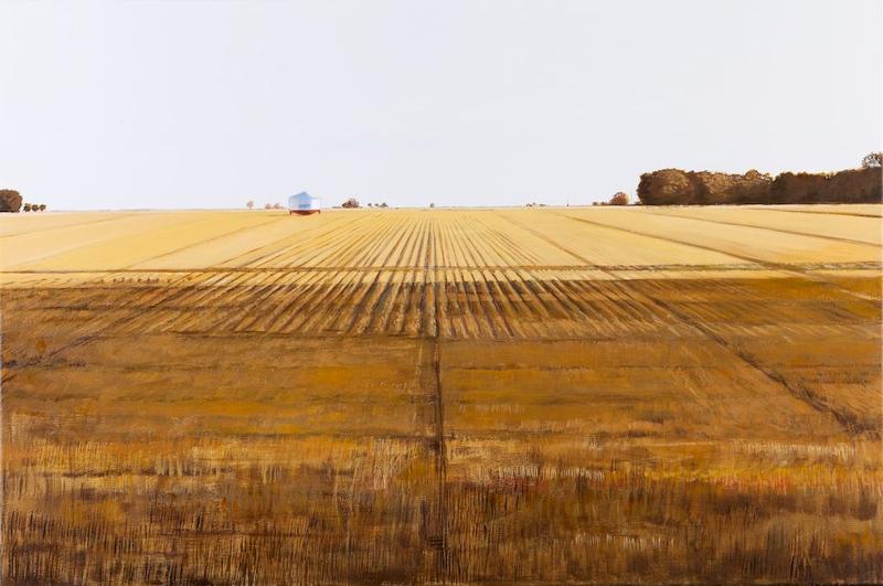 Grain Bin image