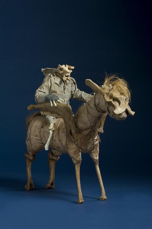 Bellerophon and Pegasus  2008 image