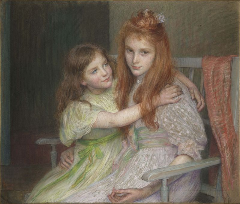 Modern Woman: Daughters and Lovers 1850 — 1918 | Drawings from the Musée d'Orsay, Paris image