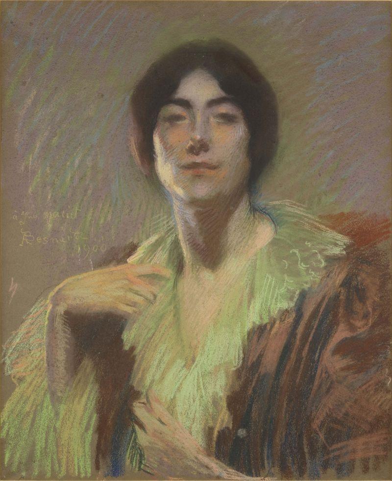 Portrait of a woman image