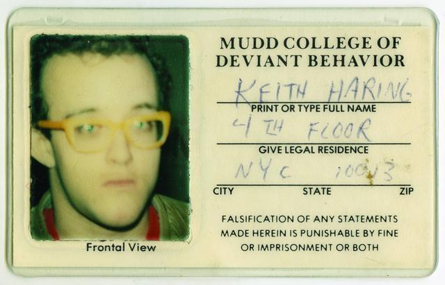 Mudd Club ID image